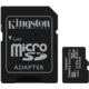 Kingston Micro SDHC Canvas Select Plus 32GB 100MB/s UHS-I + adaptér