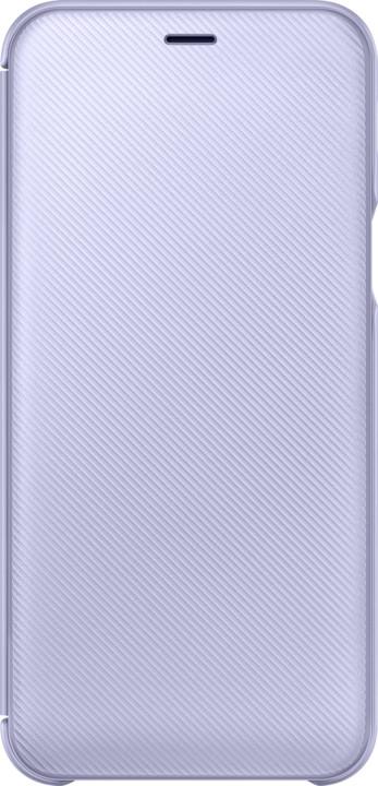 Samsung A6 flipové pouzdro, lavender