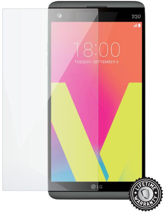 Screenshield temperované sklo na displej pro LG V20