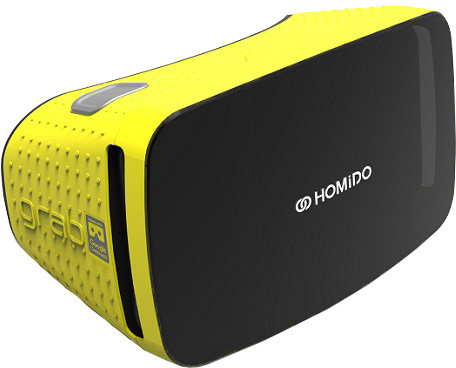 Homido Grab Virtual reality headset - Žlutá