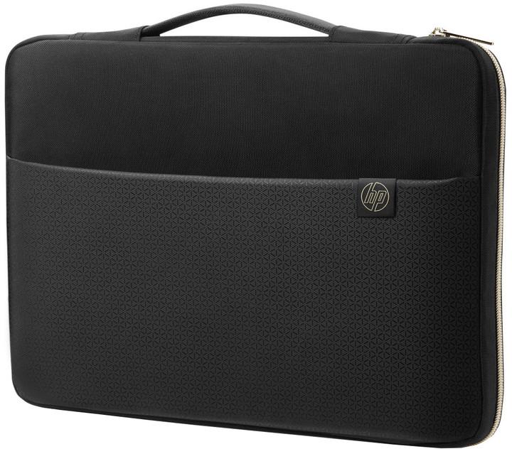 HP 15,6'' carry sleeve černá/zlatá