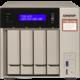 QNAP TVS-473e-8G  + AVG Anti-Virus Business 2016, 2 licence (12 měs.) - lic. elektronická (v ceně 1728 Kč) + Netgear GS605 - 5x Gigabit Switch ke QNAP