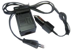 Patona nabíječka 2v1 pro Samsung SLB-07A, 230V/12V