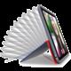 Logitech Any Angle pouzdro na iPad, modro-červená