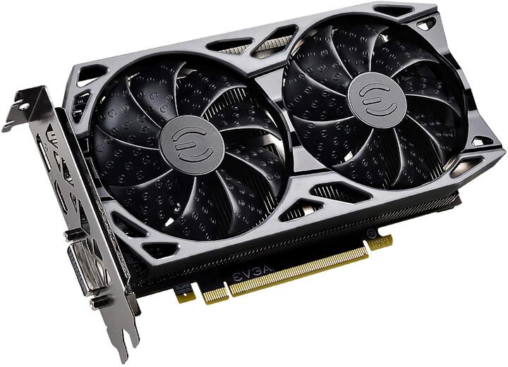 EVGA GeForce GTX 1650 SUPER SC ULTRA GAMING, 4GB GDDR6