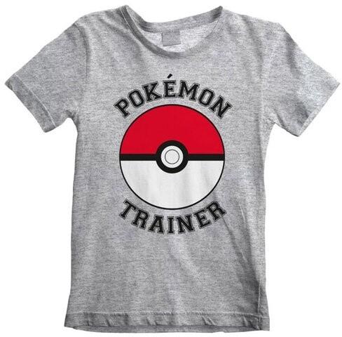 Tričko Pokémon: Trainer, dětské, (7-8 let)