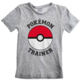 Tričko Pokémon: Trainer, dětské, (12-13 let)