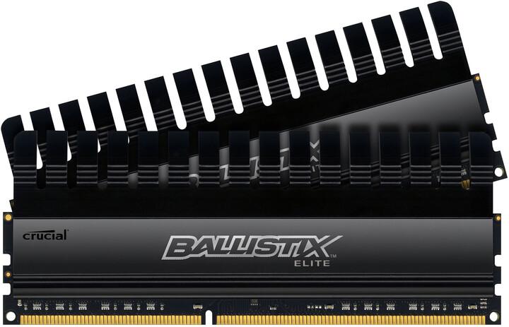 Crucial Ballistix Elite 8GB (2x4GB) DDR3 1600