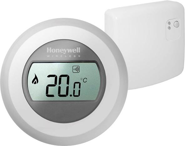 Honeywell Evohome Round T87RF2024, termostat + releový modul BDR91, +2% ErP 4