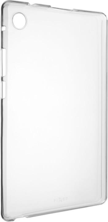 FIXED gelové pouzdro pro Huawei MediaPad T8, transparentní