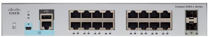 Cisco Catalyst C2960L-16PS-LL