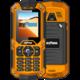 myPhone HAMMER, oranžová/černá