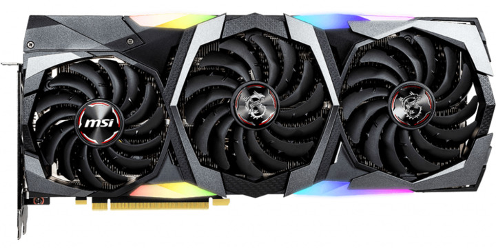 MSI GeForce RTX 2070 SUPER GAMING X TRIO, 8GB GDDR6