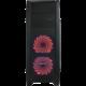 Enermax ECA3520B-03-R Grace Mesh LED-Fan Rot