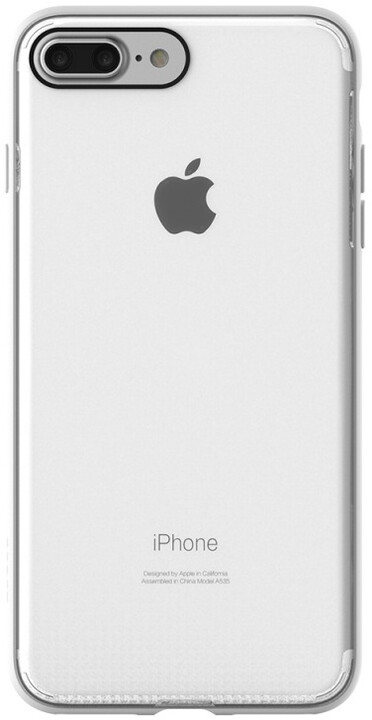 Mcdodo iPhone 7 Plus/8 Plus PC + TPU Case Patented Product, Clear