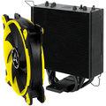 Arctic Freezer 33 eSports ONE, žlutá