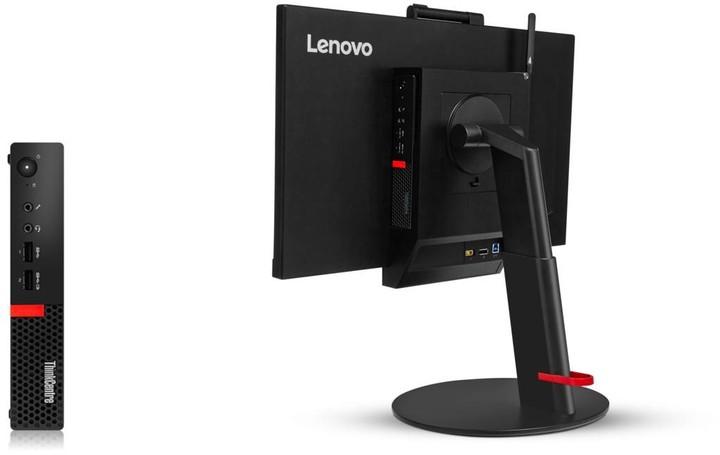 Lenovo ThinkCentre M710q Tiny, černá 10MR006JMC | CZC cz