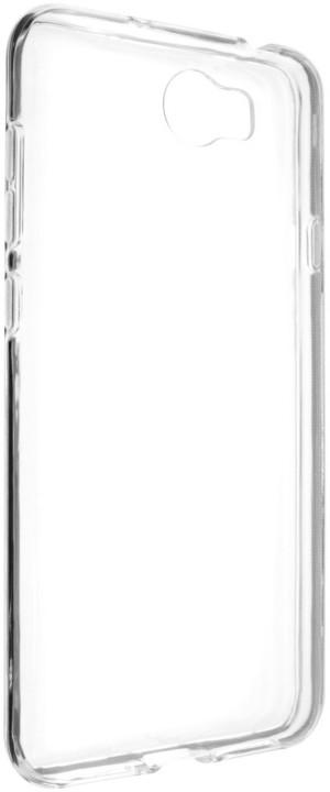 FIXED gelové TPU pouzdro pro Huawei Y5 II, bezbarvé