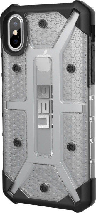 UAG plasma case Ice - iPhone X, clear