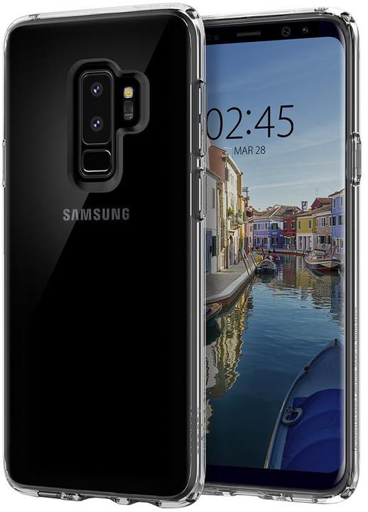 Spigen Ultra Hybrid pro Samsung Galaxy S9+, crystal clear