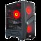 HAL3000 Master Gamer IEM, černá