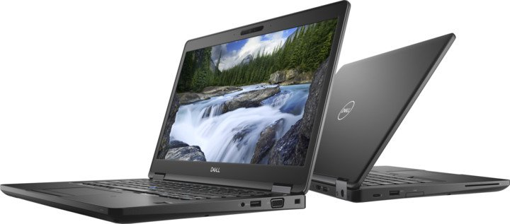 Dell Latitude 14 (5490), černá