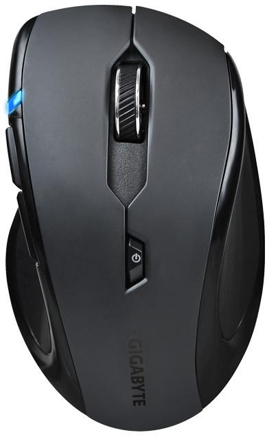 GIGABYTE Aire M73, černá