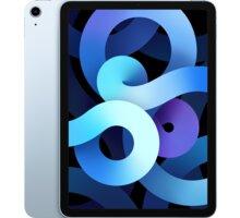Apple iPad Air 2020, 256GB, Wi-Fi, Sky Blue  + O2 TV s balíčky HBO a Sport Pack na 2 měsíce (max. 1x na objednávku)