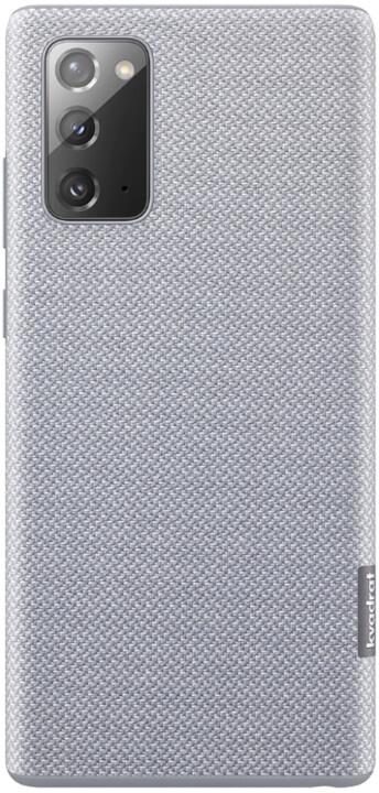 Samsung ochranný kryt Kvadrant Cover pro Samsung Galaxy Note20, šedá