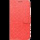 FIXED FIT pouzdro typu kniha pro Huawei P20 Lite, motiv Red Mesh