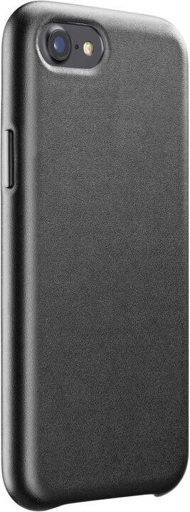 CellularLine ochranný kryt Elite pro Apple iPhone 6/7/8/SE(2020), PU kůže, černá