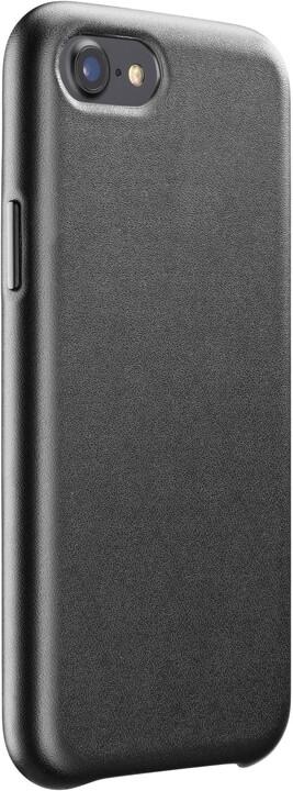 CellularLine ochranný kryt Elite pro Apple iPhone 6/7/8/SE (2020), PU kůže, černá