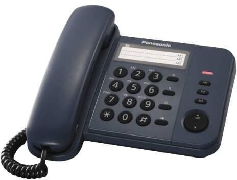 Panasonic KX-TS520FXC, modrá