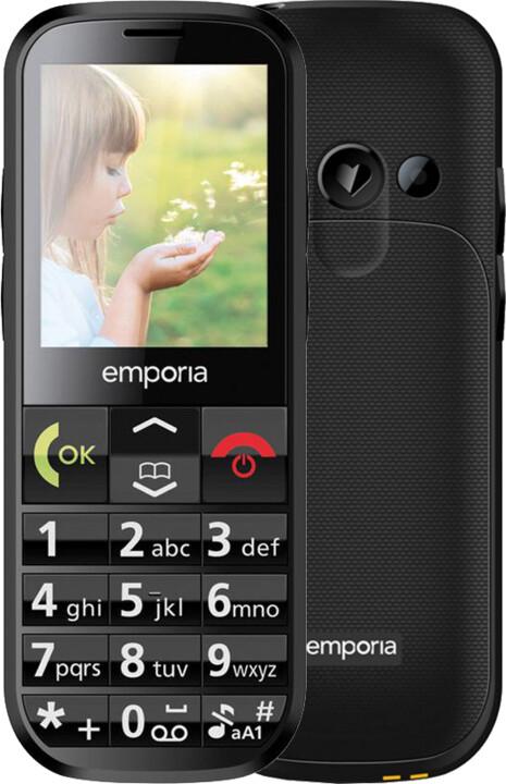 Emporia Eco, černá