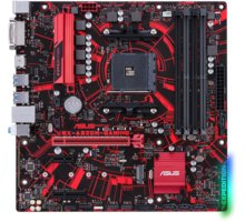 ASUS EX-A320M-GAMING - AMD A320 - 90MB0VG0-M0EAYM