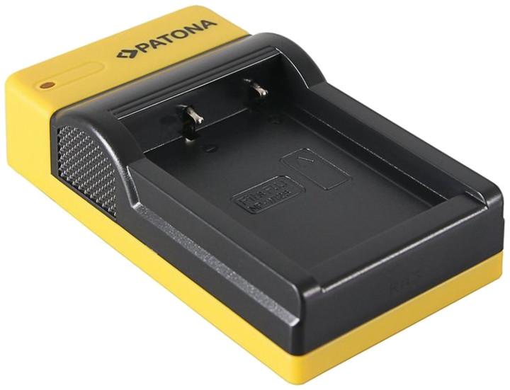 Patona nabíječka Foto Nikon EN-EL15 slim, USB