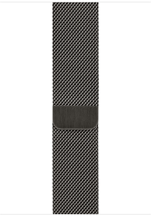 Apple milánský tah pro Watch Series, 44mm, šedá