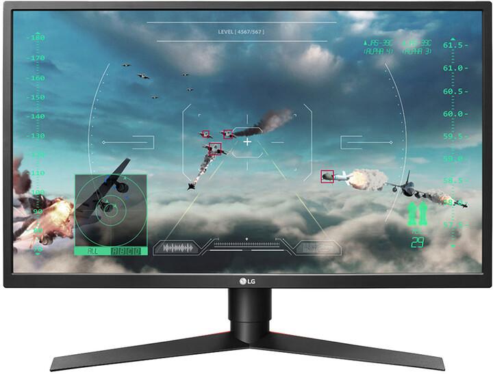 "LG Gaming 27GK750F-B - LED monitor 27"""