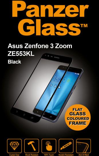 PanzerGlass Edge-to-Edge pro Asus Zenfone 3 Zoom, čiré