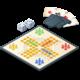 Společenské hry a stavebnice