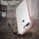 Ringke Frame case pro iPhone 7, rose gold