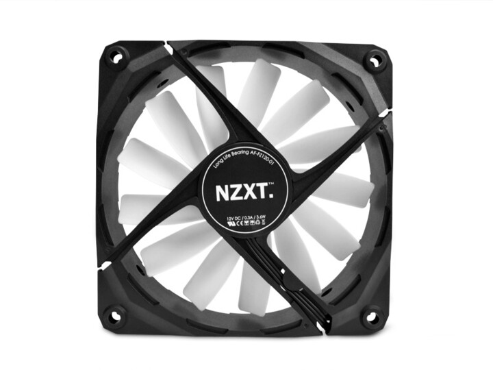 NZXT FZ-120 Airflow ventilátor - 120mm