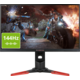 "Acer Predator XB271HUAbmiprz - LED monitor 27""  + Myš Acer Predator by SteelSeries, herní, v hodnotě 1899,-"