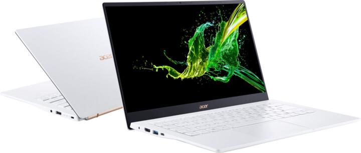Acer Swift 5 (SF514-54T-77F4), bílá
