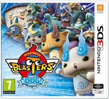 Yo-Kai Watch Blasters White Dog Squad (3DS) - 045496477608