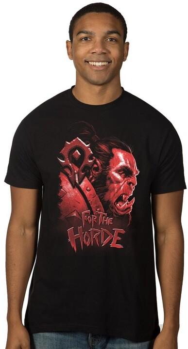 World of Warcraft - Horde Face (US L / EU XL)