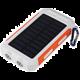 Viking solární outdoorová power banka Delta I 8000mAh, bílo-oranžová  + Voucher až na 3 měsíce HBO GO jako dárek (max 1 ks na objednávku)