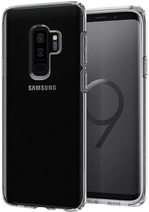 Spigen Liquid Crystal pro Samsung Galaxy S9+, clear