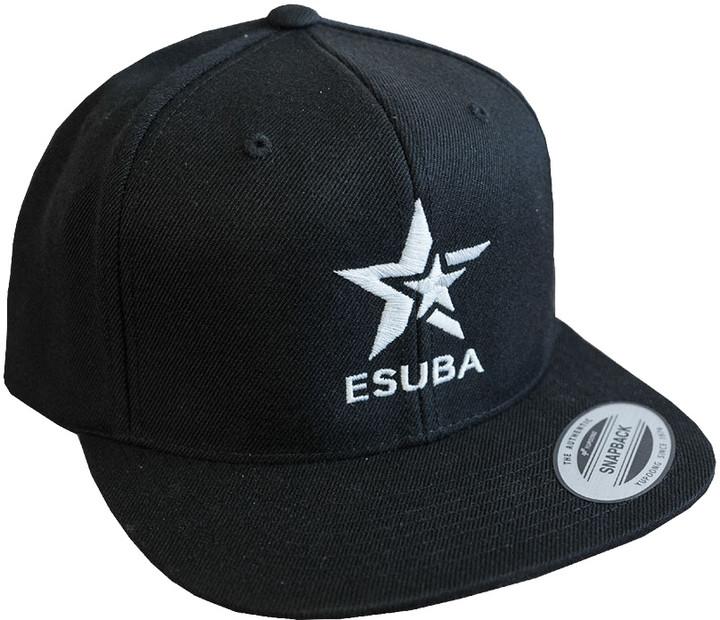 eSuba Snapback bílé logo