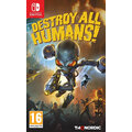 Destroy All Humans! (SWITCH)